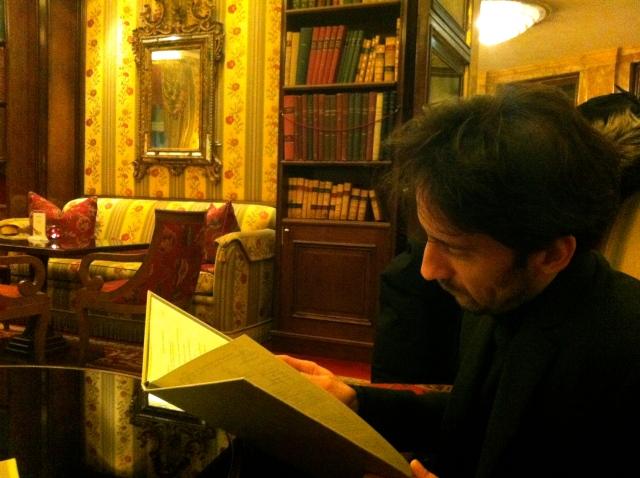 Sebastian Rivas, compositeur de Aliados
