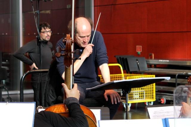 Francesco Filidei et Peter Rundel